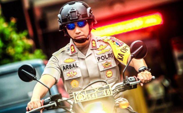 AKBP Arsal Bersama Tim Cobra Banjir Dukungan dan Do'a Bisa Ungkap Begal