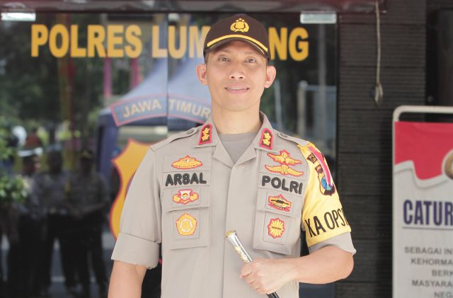 Kapolres Lumajang Buru Dalang Peredaran Narkoba dan Okerbaya