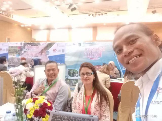 Abdul Karim Bawa Air Terjun Tumpak Sewu Lumajang Dikenal Dunia
