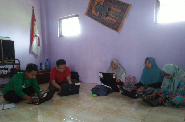 Sang Juara LKTI Nasional IAI Syarifuddin Ajari Mahasiswa Baru Buat Karya Ilmiah