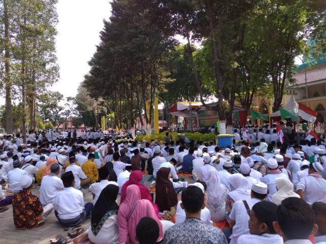 JIMAT Dukung Cak Thoriq Tutup Tempat Maksiat di Lumajang