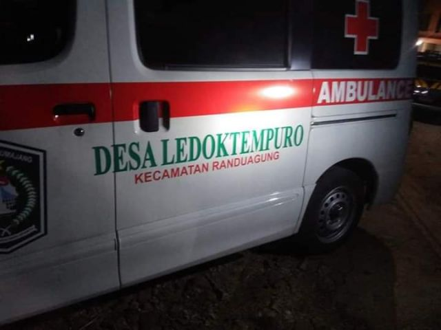 Ini Keterangan Polres Sampang Ambulance Desa dari Lumajang Bawa Sabu