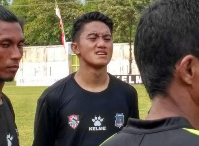 Perkuat Tim, Semeru FC Datangkan Andrea Eka Pemain Gelandang