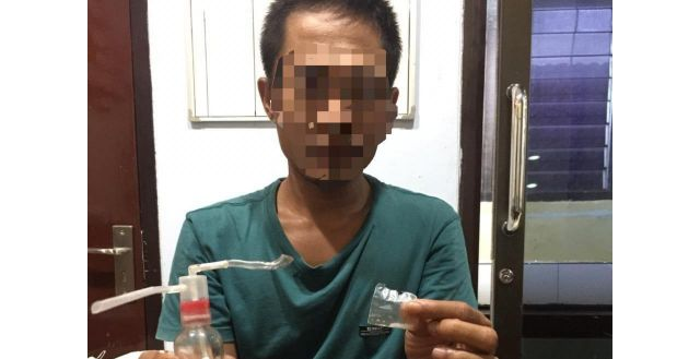 Arek Jatiroto Ditangkap Polisi Saat Asyik Nyabu di Gudang Kayu