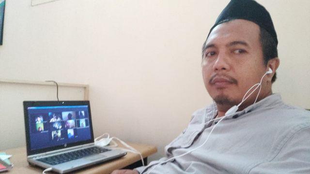 Cyber Religiutas Ditengah Pandemi Covid-19