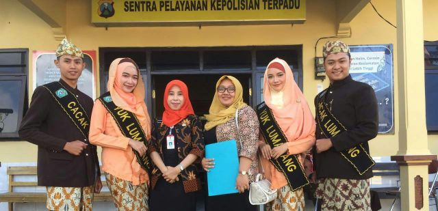 Sri Agung Ningrum Mahasiswa S2 Harus Kerja Sambil Kuliah