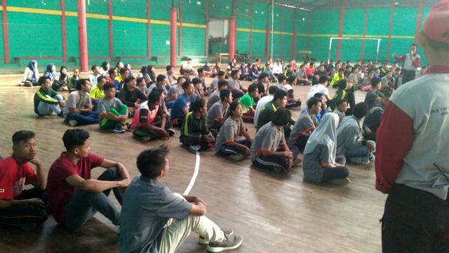 152 Atlet PORPROV Lumajang Ikuti Bintal Untuk Jadi Sang Juara