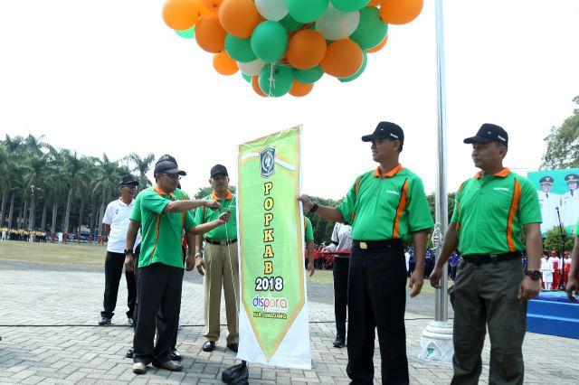 Atlet Lumajang Diharapkan Tiru Kegigihan Atlet Takraw Saiful Rijal