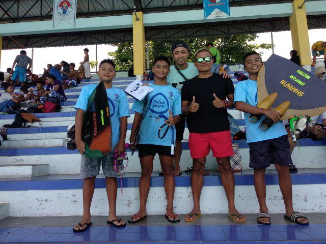Atlet Selam Lumajang Rebut 7 Emas di Kejurprov Jatim