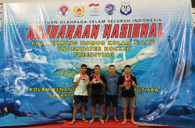 Rizqi Atlet Selam Lumajang Ditawari Masuk Puslatda Jatim ke PON Papua