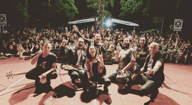 Banana City Rocker Grup Band Anak Muda Lumajang