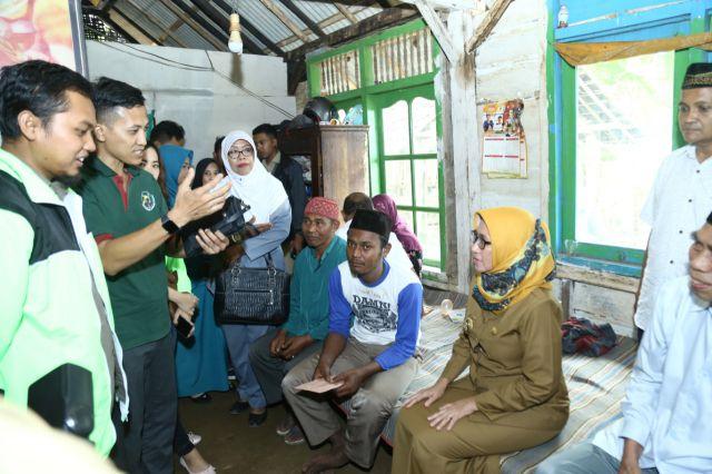 Pemkab Lumajang Bantu Nabila Penderita Kelainan Jantung Berobat ke India