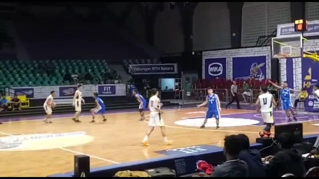 Tim Basket Putra Lumajang Cetak Sejarah Baru Lolos PORPROV