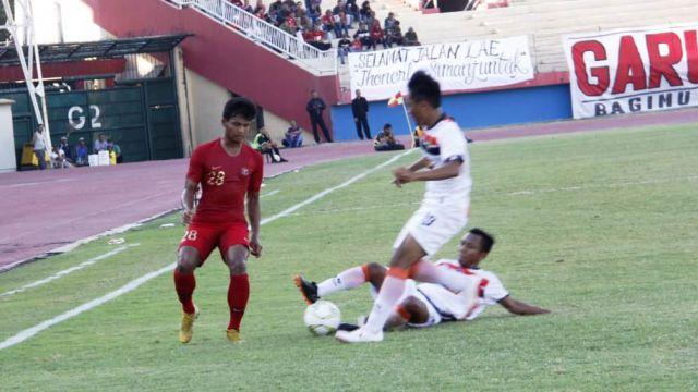 Bayu Fiqri Pemain Pra PON dan Semeru FC  Kini Perkuat Timnas U19