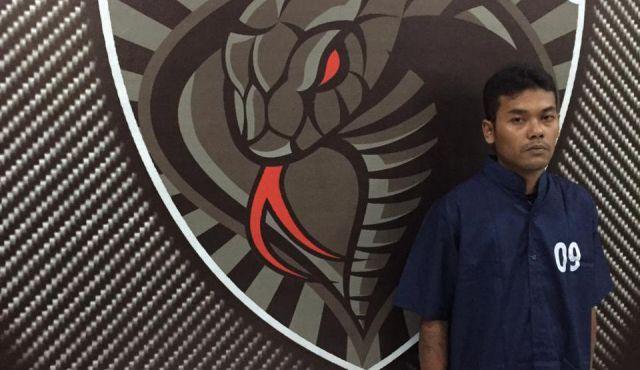 Tim Cobra Tangkap Begal Berclurit Beraksi di Sukodono dan Padang