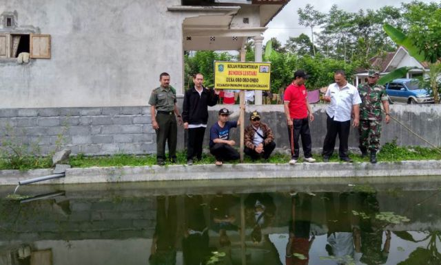BUMDes Lestari Desa Oro Oro Ombo Kembangkan Budidaya Ikan Mujair