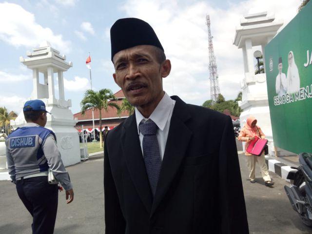 Usai Viral Sehari, Mirwanuddin Katut Rombongan Mutasi 295 ASN Lumajang