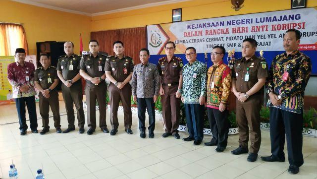 Cak Thoriq Ajak Kejaksaan Berantas Korupsi di Pemkab Lumajang