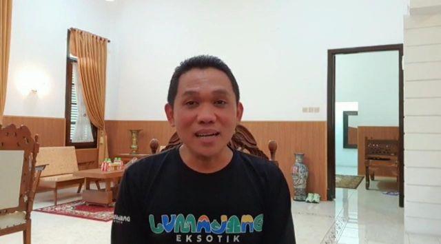 Cak Thoriq Sehat Keluar dari RSUD Haryoto Lumajang