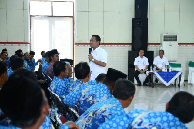 Cak Thoriq Siapkan Anggaran Untuk TNI dan Polisi Bantu Desa Rawan Kriminalitas