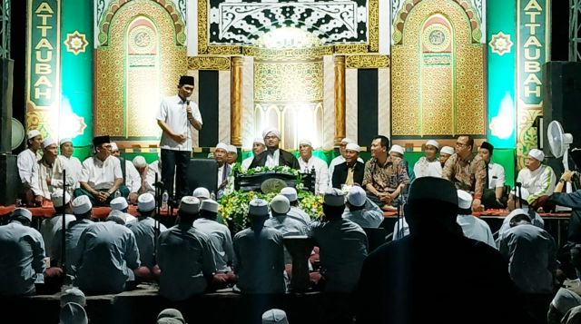 Didepan Habib Nizar, Cah Thoriq Berharap Kemaksiatan Dijauhkan dari Lumajang