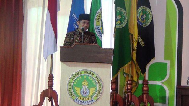 Pemkab Gandeng IAI Syarifuddin Tingkatkan Perekomian dan Pemberdayaan Rakyat