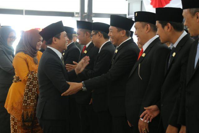 Cak Thoriq Butuh Ide dan Kritikan Anggota DPRD Lumajang 2019 -2023