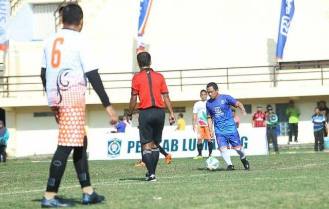 Kalah Kompak, Tim ASN Lumajang Cak Thoriq Dihajar Tim ASN Gus Irsyad Pasuruan 1 - 3