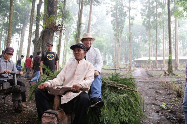 Wana Wisata Siti Sundari Sebuah Destinasi Alam Hubungan Manusia dan Hutan