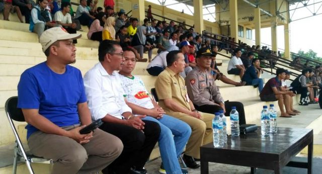 Cak Thoriq Datang, PSIL Main Trengginas Hajar Villa 2000 Skor  4 - 0