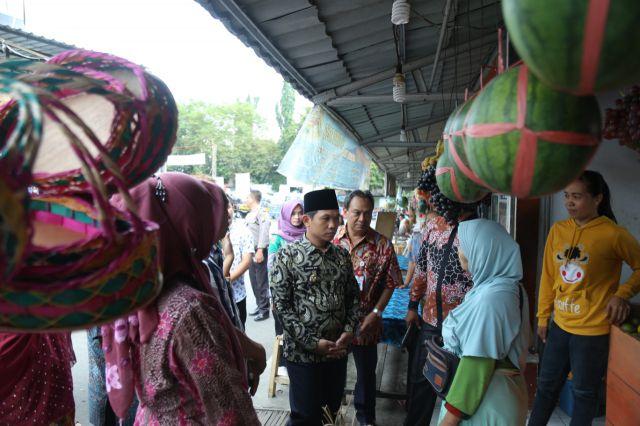 Cak Thoriq Ingin Bangun Pasar Pasirian Seperti Mall