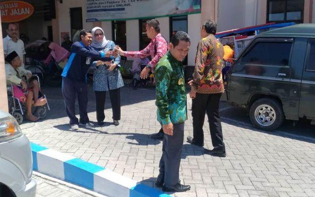 Pelayanan Kerap Dikeluhkan Publik, Cak Thoriq Sidak RSUD dr. Haryoto