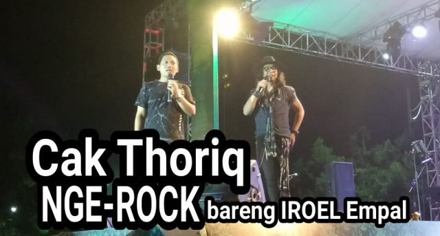 Video : Cak Thoriq Duet Lagu