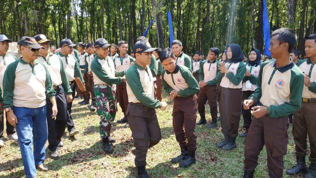 Cak Thoriq Berharap Pelajar Lumajang Jadi Pelopor Kebencanaan Nasional