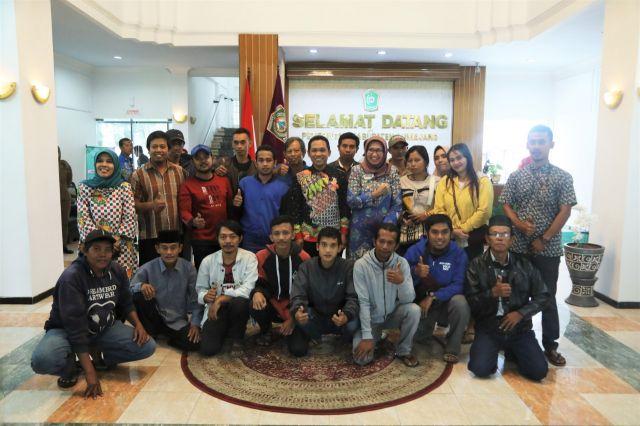 PKL Alun-Alun Pasirian Lumajang Direlokasi ke depan Pasar Kecamatan