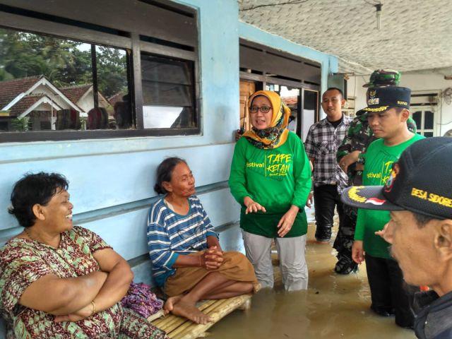 Cak Thoriq Nyatakan Banjir Rowokangkung Tanggap Darurat Bencana