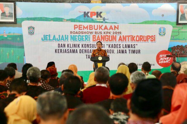 Cak Thoriq Janjikan Jalankan Pemerintahan Lumajang Tidak Koruptif