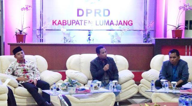 Dikritik Jawara, Cak Thoriq Belum Presentase 20 Janji Politik Setahun Pimpin Lumajang