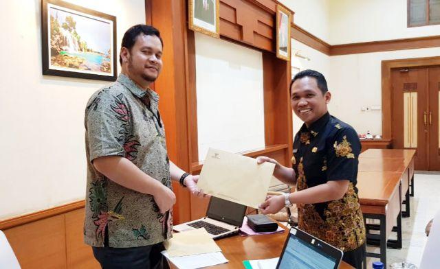 Bupati Lumajang Cak Thoriq Temui KPK Terkait Klarifikasi Harta Kekayaannya