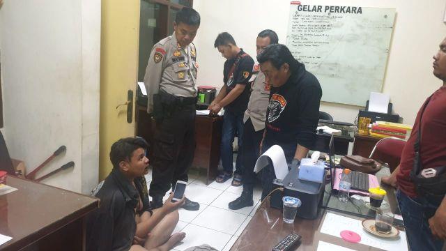 Tim Cobra Polres Lumajang Bekuk Copet Asal Malang di Konser Prapatan