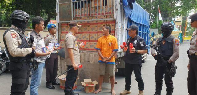 Gelapkan Obat Nyamuk Warga Yosowilanggun Ditangkap Polisi