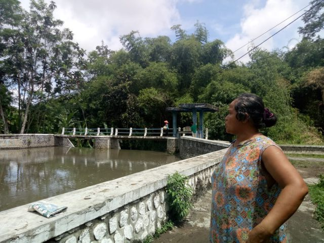 DAM Rakinten Sering Disalahkan Bila Air Luapan Sungai ke Pemukiman