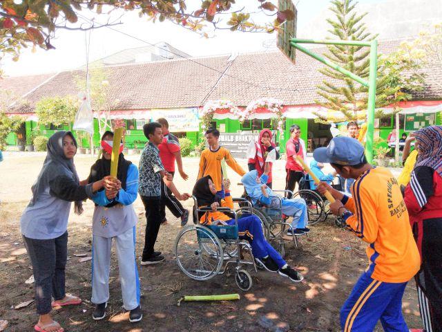 Lomba Disabilitas Meriahkan Hari Kemerdekaan Bangun Solidaritas
