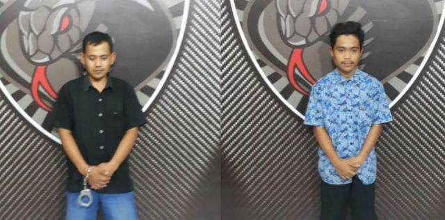 2 DPO  Pelaku Perampokan Rumah Tante Tiara Berhasil Dibekuk Cobra