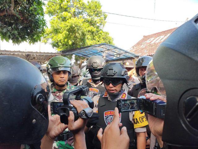 Pasca Peristiwa Sampang, Kapolres Lumajang Siagakan Anggota di 21 Mapolsek