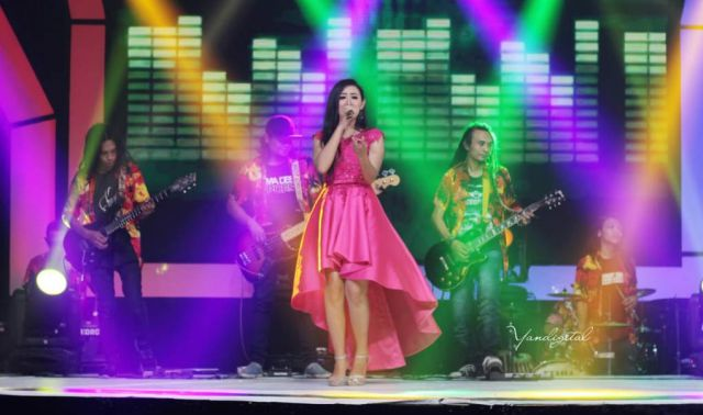Devi Cantika Penyanyi Lumajang Sering Tampil di TVRI dan JTV