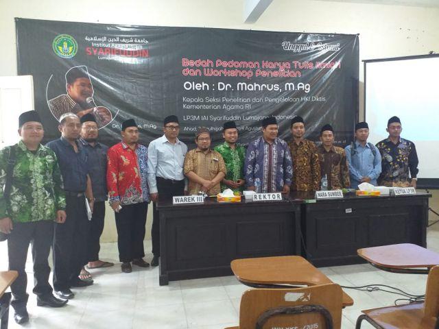 Dr. Mahrus: Penelitian Moderasi Agama Mampu Tangkal Radikalisme di Indonesia