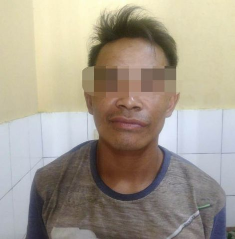Bawa Parang, Warga Senduro Diringkus Polsek Padang Lumajang