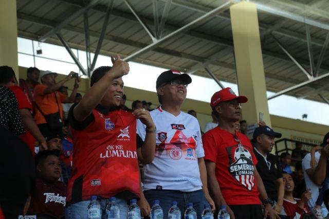 Bupati Lumajang Thoriqul Haq Gibol Bung..!