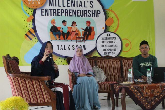 Mas Budi dan Mbak April Bagikan Kiat Jadi Entrepreneur Sukses di IAIS